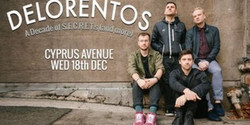 "Delorentos - A decade of ""s.e.c.r.e.t.s."" tour"