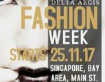 Delta Aegis Fashion Week | Singapore 2017