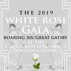 Denver New Years Eve 2019: 17th White Rose Gala