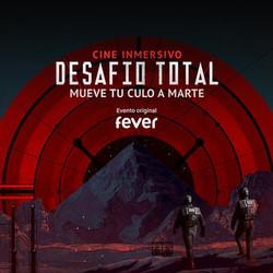 Desafío Total: el mayor espectáculo de cine inmersivo de España
