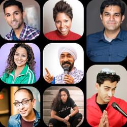 Desi Comedy Fest - Fri Aug 13 Sf