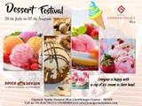 Dessert Festival at Ahmedabad