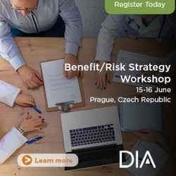 Dia Workshop on Benefit-Risk Strategy