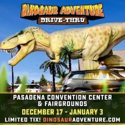 Dinosaur Adventure Drive-Thru Houston