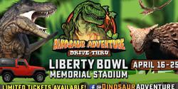 Dinosaur Adventure Drive-Thru Memphis