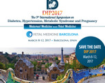 Dip 2017 Symposium- Diabetes, Hypertension, Metabolic Syndrome & Pregnancy