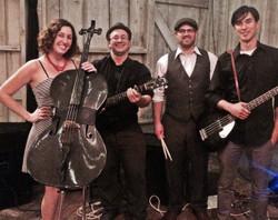 Dirty Cello Concert