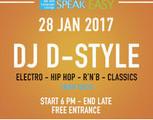Dj D-style @ Speak Easy Tokyo
