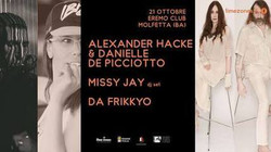 Dj Missy Jay to Perform at the Time Zone Festival in Bari, Italy