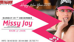 Dj Missy Jay to Play International Sets in Tunisia, Egypt, Algeri and Dubai