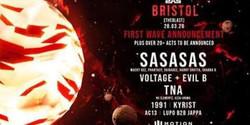 Dnb Allstars x The Blast present: Spring Dnb Fest