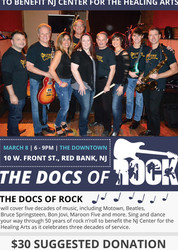 Docs of Rock Benefit Concert for the Nj Center for the Healing Arts