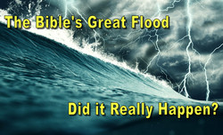 Does Science Support the Flood Referenced in the Bible?