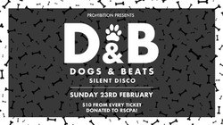 Dogs N Beats - Dog Friendly Silent Disco