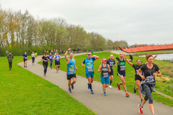 Dorney Lake Half Marathon, 10k and 5k 5 December