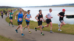 Dorney Lake Half Marathon, 10k and 5k April 2021