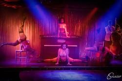 Downtown Delilahs Modern Burlesque Cabaret