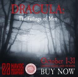 Dracula: The Failings of Man