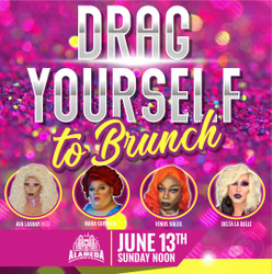 Drag Yourself to Brunch at the Alameda Comedy Club Sunday at Noon