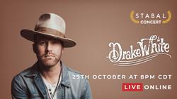 Drake White: Live Online Stabal Nashville | Virtual Concert