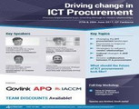 Driving change in Ict Procurement Canberra June 2017