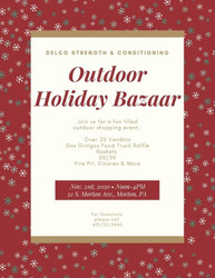 Dsc Outdoor Holiday Shopping Bazaar