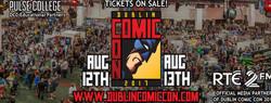 Dublin Comic Con 2017