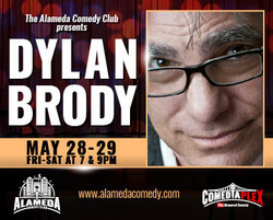 Dylan Brody - Live at the Alameda Comedy Club