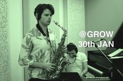 Echnida // Live Jazz & Rock