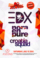 Edx & Nora En Pure & Croatia Squad Boat Cruise After Party at Λscend | 7.9.