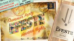 Efeste Summer Party 2019: Havana Nights at Efeste Woodinville July 13th