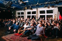 Elcn Comedy Night Düsseldorf