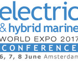 Electric and Hybrid Marine World Expo Conference Amsterdam