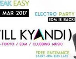 Electro Party! Edm is Back! With Dj Will Kyandi