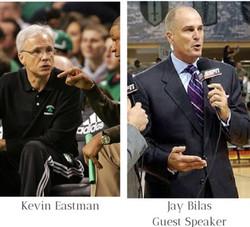 Elite Training Camp Coaching & Career Development: Kevin Eastman/Jay Bilas