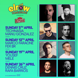 Elrow Home Sessions Powered by Desperados