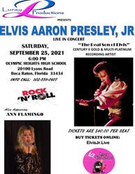 Elvis Aaron Presley Jr