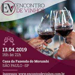 Encontro de Vinhos São Paulo