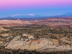 Escalante Canyons Marathon and Half Marathon in Southern Utah