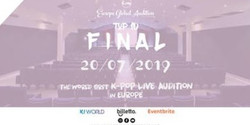 Europe K-Pop Final Audition