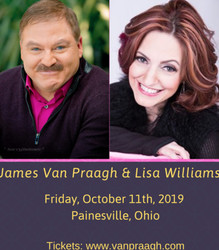 Evening of Spirit with James Van Praagh And Lisa Williams