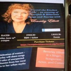 Event description Soroptimist Vancouver Fundraiser
