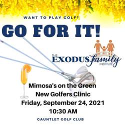 Exodus Family Institute Founder's Golf Tournament
