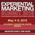 Experiential Marketing Summit 2016