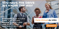 Explore the diversity of international Mba programs online in Bogota on 20th of October!