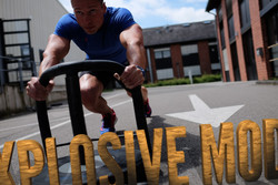Explosive Mode - Speed & Strength Training (Free Introduction Work-Out)