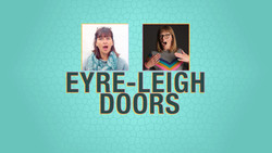 Eyre Leigh Doors (Funny Women) [Pay What You Want]
