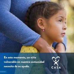 Fairfax Casa Bilingual/Spanish Speaker Volunteer Event!