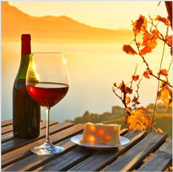 Fall Into Autumn Wine and Cheese Pairings! [Sept 25]