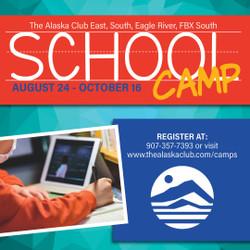 Fall School Kids Camp @ The Alaska Club